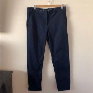 Gap cropped pants size 10